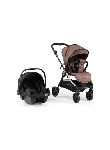 Baby2go Baby2Go 2037 Mc Plus Travel Sistem Bebek Arabası Siyah